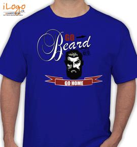 go beard - T-Shirt