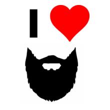 love-beard T-Shirt