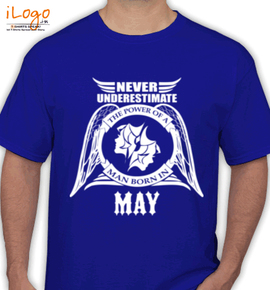 LEGENDS BORN IN MAY. ... - T-Shirt