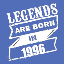 LEGEND-ARE-BORN-IN-%C%B%B%B T-Shirt