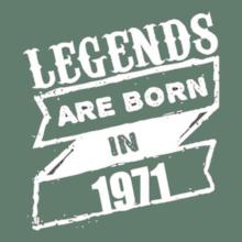 Legends are Born in 1971 Legends-are-born-in-%A T-Shirt