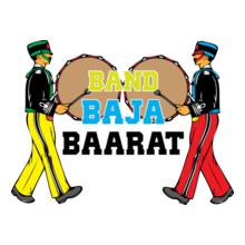 Wedding band-baja- T-Shirt