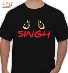 singh - T-Shirt