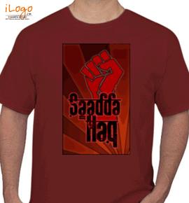 saadda haq - T-Shirt