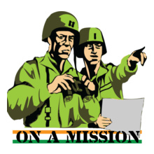On-a-mission T-Shirt