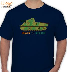 attack - T-Shirt