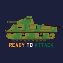 Indian Army attack T-Shirt