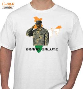 Grand-salute - T-Shirt