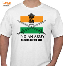Indian Army SERVICE T-Shirt