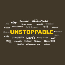 Others unstoppable- T-Shirt