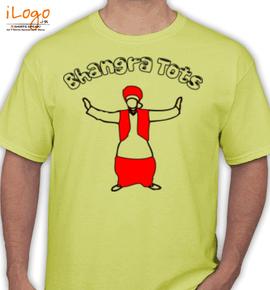 BHANGRA TOTS - T-Shirt
