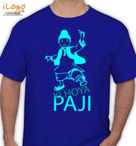 KI HOYA PAJI - T-Shirt