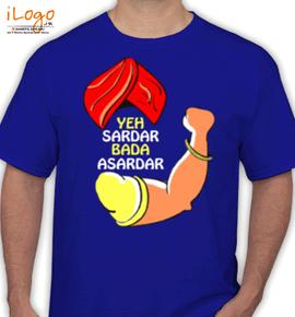 SARdar BADA ASARDAR - T-Shirt
