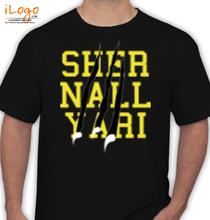 Punjabi sher-nall-yari T-Shirt