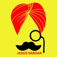 Punjabi JASUS-SARDAR T-Shirt