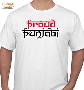 PROUD-PUNJABI.. - T-Shirt