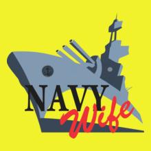 Navy Wife NAVY-WIFE T-Shirt