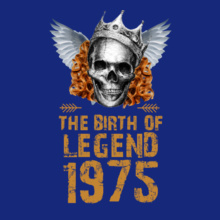 LEGENDS-BORN-IN-. T-Shirt
