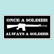 Always-a-soldier T-Shirt