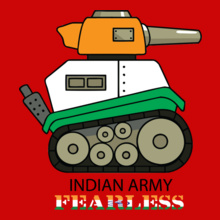 Army fearless T-Shirt