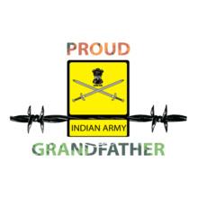 Army proud-grandpa T-Shirt