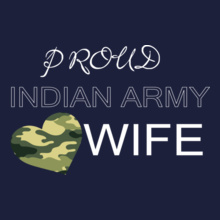 Army PROUD-WIFE T-Shirt