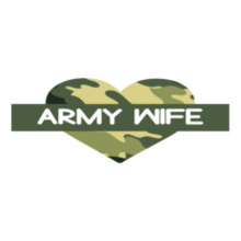 Army wife-apron T-Shirt