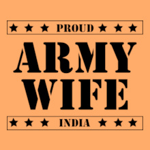 Army Wife PROUD-ARMY-WIFE T-Shirt