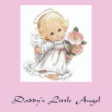 Ramya Daddys-Angel T-Shirt
