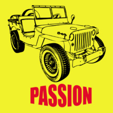 Punjabi jeep-passion T-Shirt