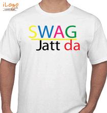 Punjabi swag-jatt-da-colorfull T-Shirt