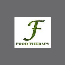 Food Therapy Foodie-Hoddie T-Shirt