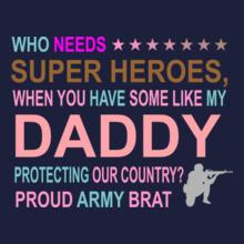 Army-Daddy T-Shirt