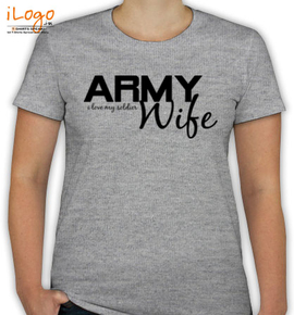 army-wife - T-Shirt [F]