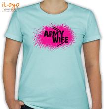 Army Wife ARMY-WIFE T-Shirt