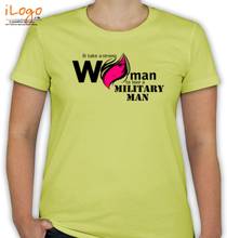 Army Wife MILITARY-MAN T-Shirt