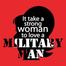 Navy Wife military-man T-Shirt