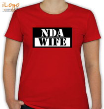 Army Wife NDA-WIFE T-Shirt