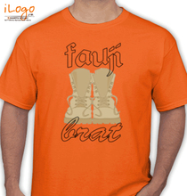 Army Brat fauji T-Shirt