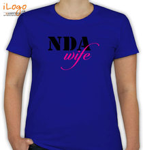 Army Wife nda T-Shirt