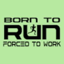 Sports BORN-TO-RUN T-Shirt