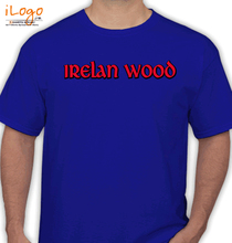 Leeds Irelan-Wood T-Shirt