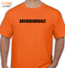 Glasgow AUCHENSHUGGLE T-Shirt