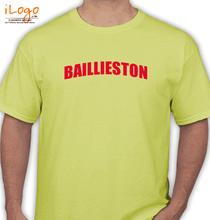 Glasgow Baillieston T-Shirt