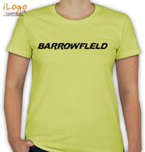 Glasgow Barrowfield T-Shirt