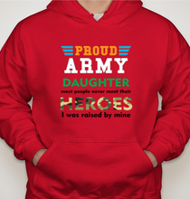 Indian Army proud-daughter T-Shirt