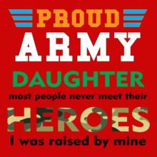 proud-daughter T-Shirt