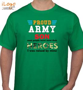 proud-son - T-Shirt
