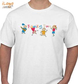 family fun - T-Shirt