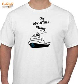 adventure - T-Shirt